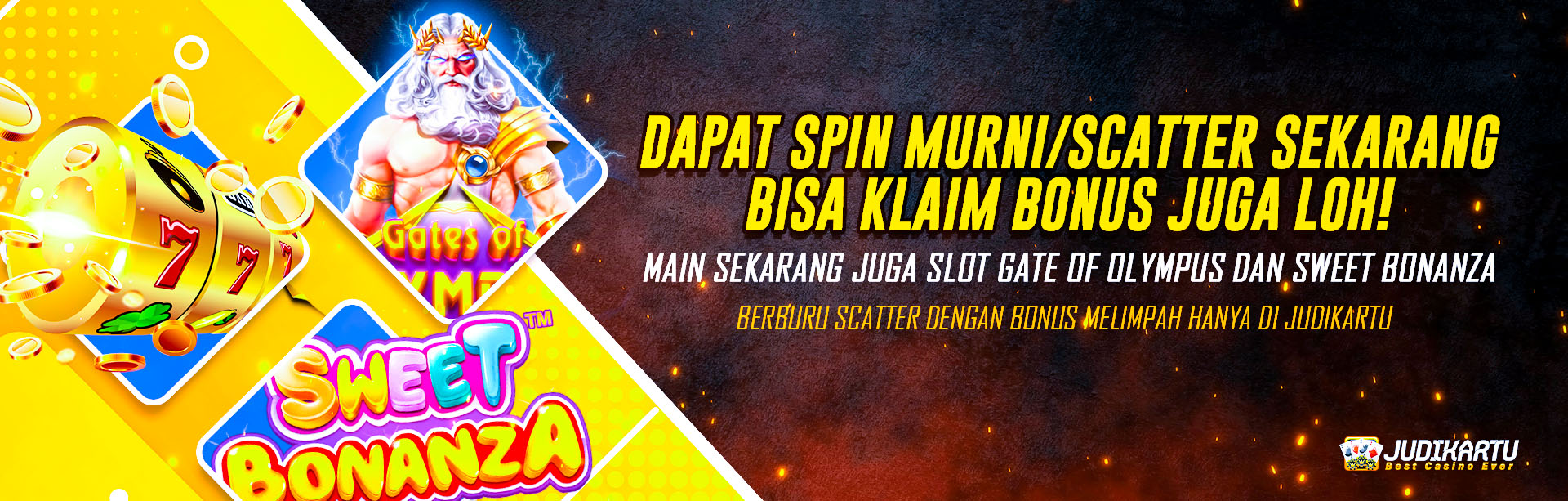 Event spin murni/scatter pragmatic play